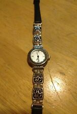 Vintage Geneva No. D56 Ladies watch, running w/new battery and band N
