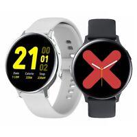 Microwear S20 IP68 Waterproof ECG Blood Pressure Heart Rate Monitor Smart Watch
