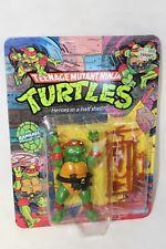 1988 Mirage Raphael Figure 10 Back Teenage Mutant Ninja Turtles TMNT UNPUNCHED