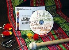 Tutorial Ritmos Andinos en Guitarra, Bombo y Charango - DVDR - oferta 3 en 1