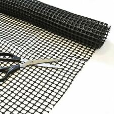 Top Home Solutions Anti Slip Rug Gripper Dash, 100x150cm - Black