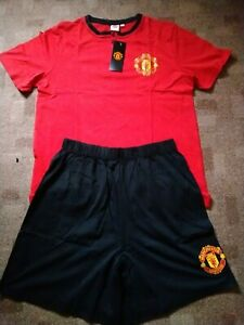 Official Adult Manchester United Pyjamas size medium bnwt