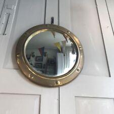 Brass Art Deco Antique Mirrors