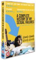 Un Completo Historia De Mi Sexual Failures DVD Nuevo DVD (OPTD1415)