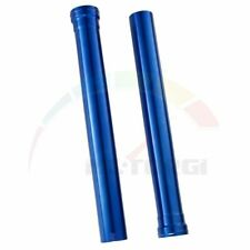 Front Fork Outer Tubes Pipes Blue For BMW HP4 2011-2014 R nineT 1200 2015 S1000R