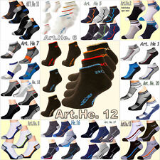 Herren Damen Sneaker Socken Füßlinge Kurzsocken Sportsocken Sneakersocken   .