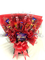 CHOCOLATE SWEET TREE BOUQUET HAND MADE LOTS OF VARIETY