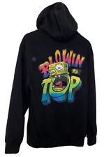 SPONGEBOB SQUAREPANTS x H&M divided blowin my top crazy meme hoodie SMALL