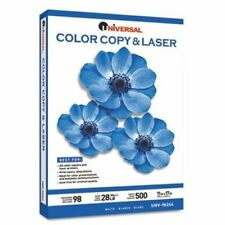 UNIVERSAL OFFICE PRODUCTS 96244 Color Copy/laser Paper, 98 Brightness, 28lb, 11