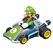 """Carrera GO 61267  Mario Kart 7 """"Luigi"""" NEU OVP"""