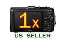 1x Olympus Tough TG-4 TG4 Digital Camera LCD Screen Protector Guard Shield Film