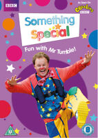 Something Special: Fun With Mr Tumble DVD (2015) Justin Fletcher cert U