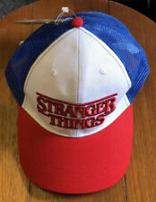 STRANGER THINGS DUSTIN TRUCKER CAP / HAT PRIMARK - BRAND NEW WITH TAGS!