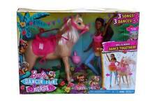 Barbie Dancin' Fun Horse Doll & Horse Set AA