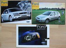 lot 3 Ford Contact - France - Mondeo Focus Ka Fiesta Puma Cougar Maverick Ranger