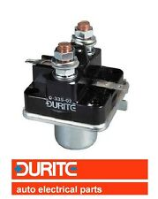 DURITE 0-335-02 12 volt STARTER SOLENOID COLD START TERM