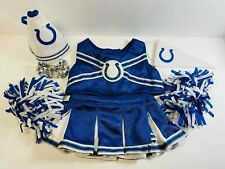 New ListingBuild a bear Nfl Indianapolis Colts Cheerleading Outfit with Accessories