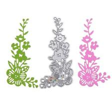 Xmas Flower Cutting Dies Stencils for DIY Scrapbook Stamp Album Embossing Card z