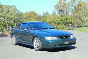 1995 Ford Mustang GT BGS Classic Cars Holden Chevrolet Chrysler Buick