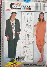 AA SALE PRICE NEW BURDA Sewing Pattern Dressmaking Ladies maternity FreePost