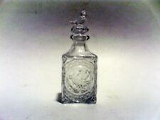 Echt Bleikristall Leaded Crystal Cardinal Perfume Bottle - Circa 1800 - 1849