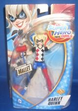 Dc Super Hero Girls - figuras de Acción (mattel) Harley Quinn