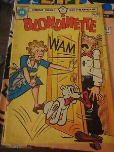 Blondinette 59/60 Éditions Héritage