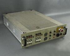 AC Power Distribution Unit - 400 / 600 Hz