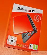 New Nintendo 3DS XL Orange and Black - Brand New