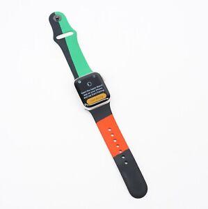 Apple Watch Series 6 40mm Aluminum Case w/ S/M Sport Band (Black Unity Edition)