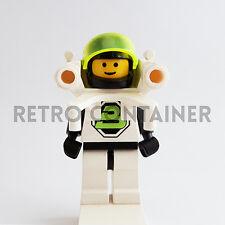 LEGO Minifigures - 1x sp055 - Blacktron II Astronaut - Space Omino Minifig