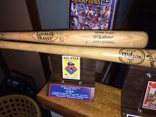 Kirby Puckett Bat-Minnesota Twins HOF