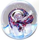 Scottish Borders Art Glass PAPERWEIGHT Hand Crafted & signed