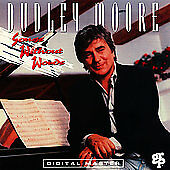 Songs Without Words by Dudley Moore (CD, Oct-1991, GRP (USA))