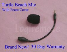 Genuine Turtle Beach X41 X42 PX5 XP500 PX51 headset Mic/Microphone w/Foam cover