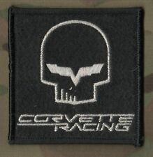 HEART BEAT of AMERICA CORVETTE RACING IRON-ON PATCH SET: C-5 C-6 & Others H