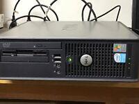 Vintage Dell Optiplex GX520 Series DCCY Pentium 4  3.00GHz-No Hard Drive