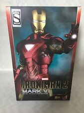 Iron Man 2 Mark Vl Mms 339. 1/6th Scale Collectible Figure Exclusive