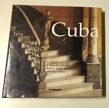 CUBA EDIFICI E ARREDI INTERNI DALLO STILE COLONIALE ALL'ART DECO. BLACK MCBRIDE