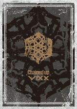 VIXX - Chained up (2nd Album) Freedom Ver CD +76pPhotobook+Photocard+Sticker