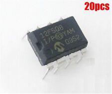 20Pcs PIC12F508-I/P Dip PIC12F508 12F508 qf