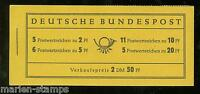 GERMANY MICHEL# MH 2d COMPLETE UNEXPLODED BOOKLET MINT NEVER HINGED AS SHOWN