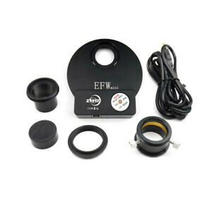 """ZWO Motorised Filter Wheel for 5 x 1.25"""" Filters"""