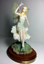 Peony Fairies-Limited Edition Figurine 0888-3000 Collectible Mystical Fantasy