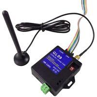 GL09 8-Kanal Batterie Betriebene App Steuerung GSM Alarm Systeme SMS Alert F3S2