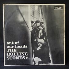 ROLLING STONES Out of Our Heads UK Original UNBOXED DECCA LP