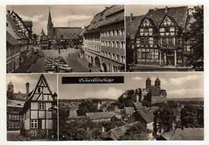 9545) GERMANY 1950 PC Quedlinburg Milano