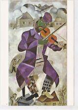 CP ART TABLEAU MARC CHAGALL Green violonist