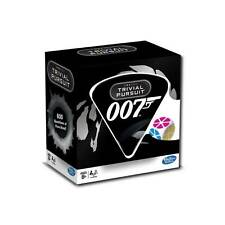 Trivial Pursuit 007 James Bond Quick Play Quiz In A Bite Size Travel Wedge