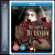 THE SERPENT AND THE RAINBOW - Bill Pullman **BRAND NEW BLU-RAY**